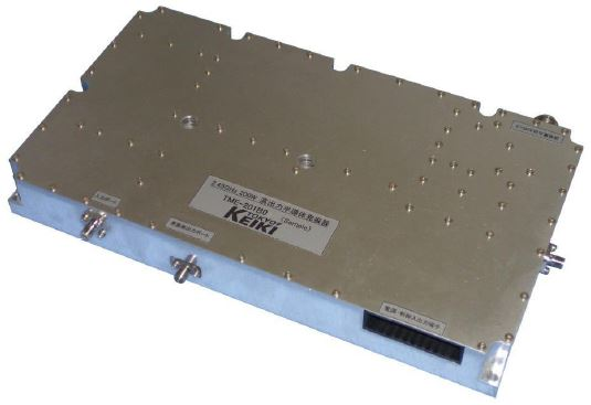 Solid-State 2.45GHz BAND High Power RF Oscillator