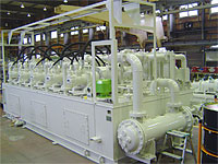 Hydraulic Systems for Industrial Machinery