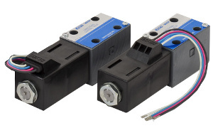 Push-Pull Compact Solenoid Valve