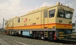 Ultrasonic Rail Inspection Car